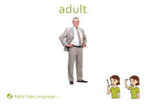 Adult Flash Card Thumbnail