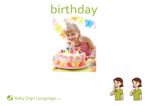 Birthday Flash Card Thumbnail