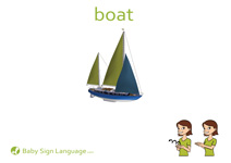 Boat Flash Card Thumbnail