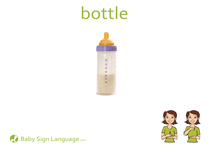 Bottle Flash Card Thumbnail