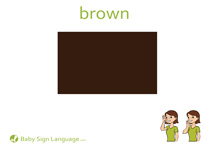 Brown Flash Card Thumbnail