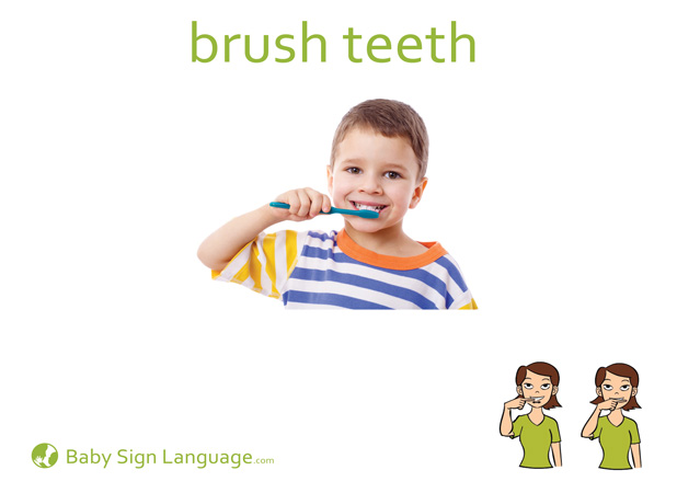 What are Teething Symptoms for Babies?   Pampers   Sign Language For Baby Teeth