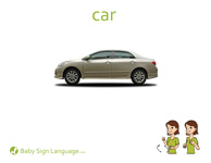 Car Flash Card Thumbnail