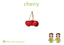 Cherry Flash Card Thumbnail