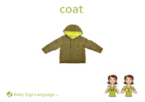 Coat Flash Card Thumbnail