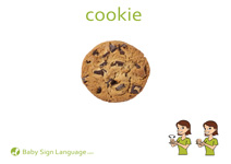 Cookie Flash Card Thumbnail