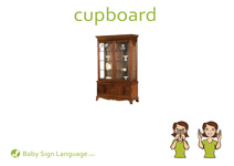 Cupboard Flash Card Thumbnail