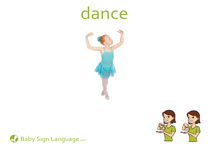 Dance Flash Card Thumbnail