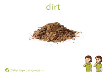 Dirt Flash Card Thumbnail