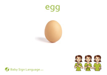 Egg Flash Card Thumbnail