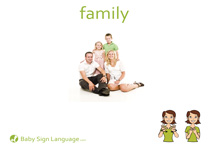 Family Flash Card Thumbnail