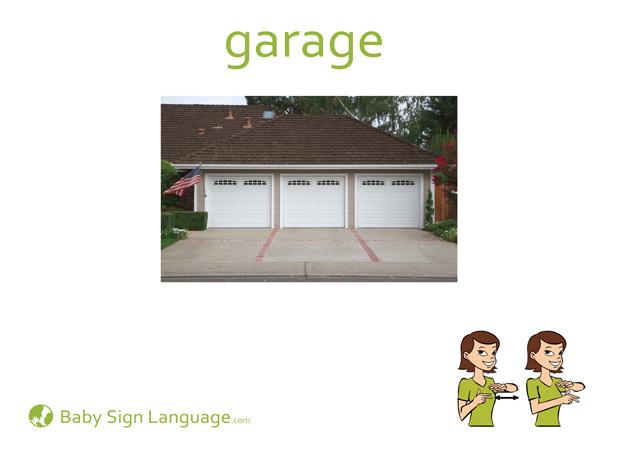 Garage for Garage ad gap