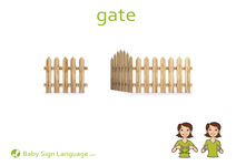 Gate Flash Card Thumbnail