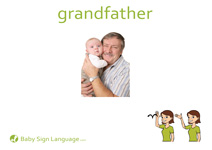 Grandfather Flash Card Thumbnail