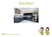 Kitchen Flash Card Thumbnail