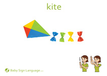 Kite Flash Card Thumbnail