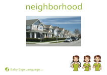 Neighborhood Flash Card Thumbnail
