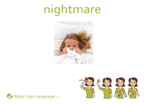 Nightmare Flash Card Thumbnail