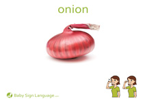 Onion Flash Card Thumbnail