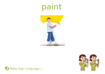 Paint Flash Card Thumbnail
