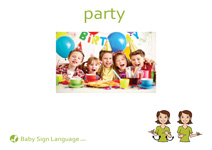 Party Flash Card Thumbnail