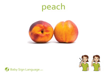 Peach Flash Card Thumbnail