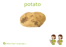 Potato Flash Card Thumbnail