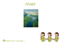 River Flash Card Thumbnail