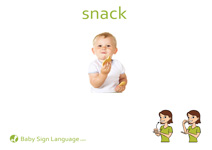Snack Flash Card Thumbnail