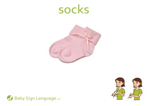 Socks Flash Card Thumbnail