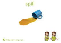 Spill Flash Card Thumbnail