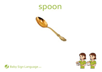 Spoon Flash Card Thumbnail