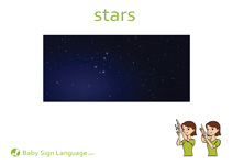 Stars Flash Card Thumbnail