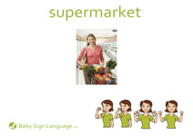 Supermarket Flash Card Thumbnail