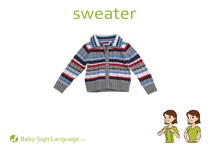 Sweater Flash Card Thumbnail