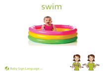 Swim Flash Card Thumbnail