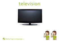 Television Flash Card Thumbnail