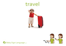 Travel Flash Card Thumbnail