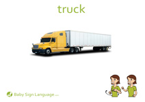 Truck Flash Card Thumbnail