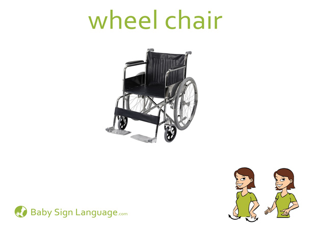 Chair  Baby Sign Language