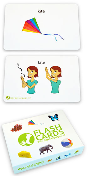 Bathroom Sign Language Baby baby sign language flash cards