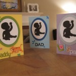 Finished Father's Day Cards
