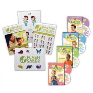 Premium Baby Sign Language Kit