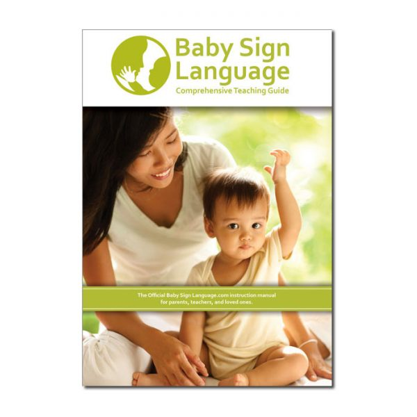 Baby Sign Language Book Front Cover