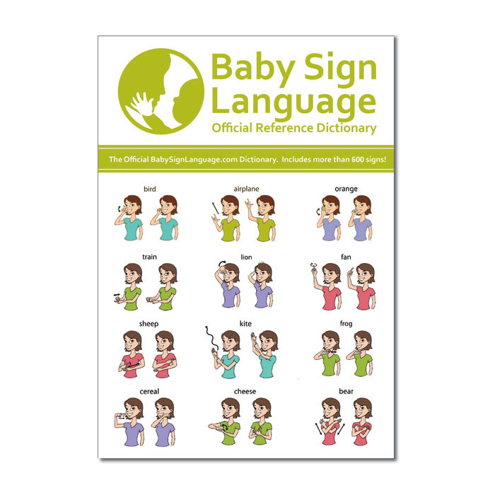 Baby Sign Language Reference Chart for Caregivers | Baby ...