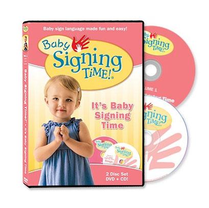 Baby Sign Language Premium Kit