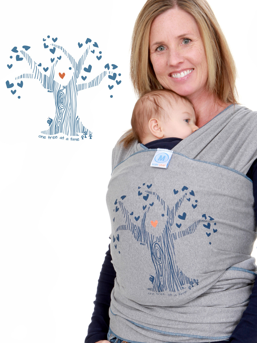 Baby Sign Language Moby Wrap Giveaway