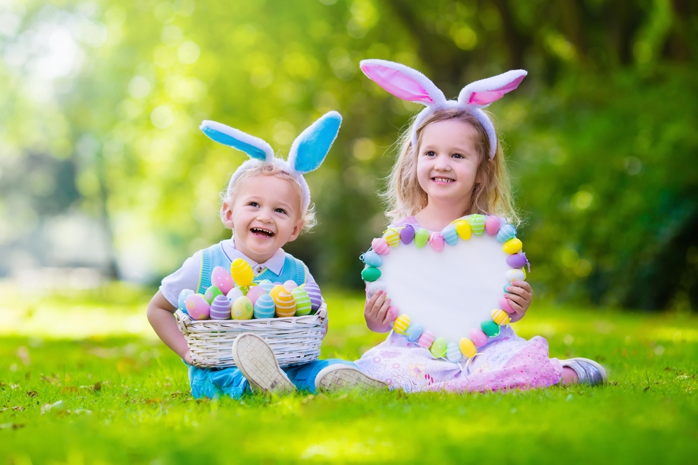 Baby Signs For Easter