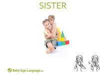 Sister Flash Card Thumbnail