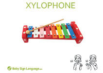 Xylophone Flash Card Thumbnail
